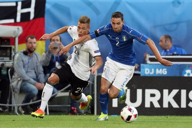 Allemagne - Italie : 1-1, 6-5 tab