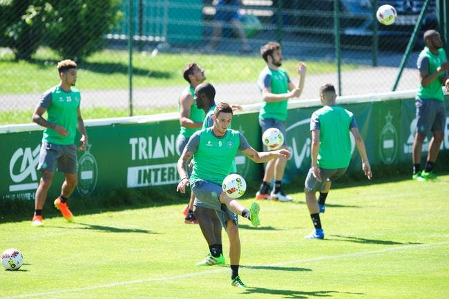 ASSE - Clermont Foot : 3-1