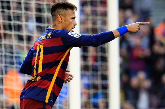 Barça: Neymar mieux payé que Messi, Merci Paris!