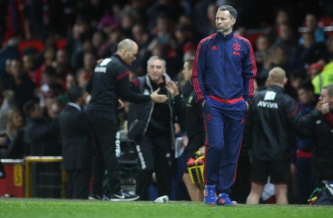 Officiel : La légende Ryan Giggs quitte Manchester United !