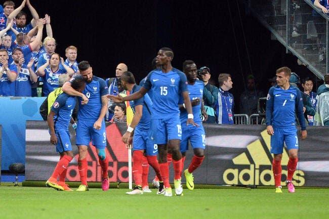 Euro 2016 : Le carton des Bleus, il l'avait annoncé