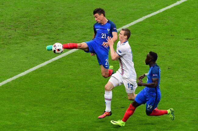France - Islande : 5-2