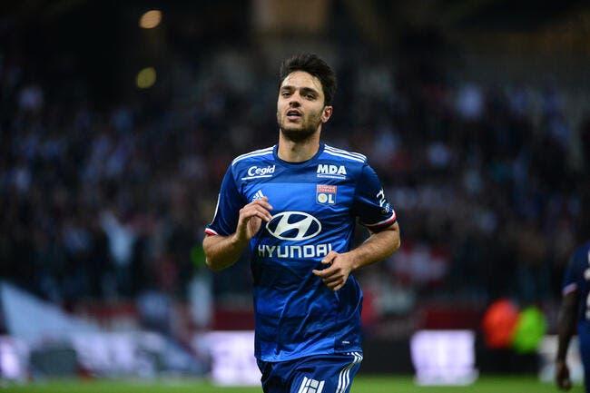 OL: Grenier ne quittera pas Lyon pour du bas de gamme