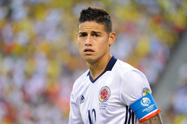 PSG : James Rodriguez tout proche de signer à Paris ?