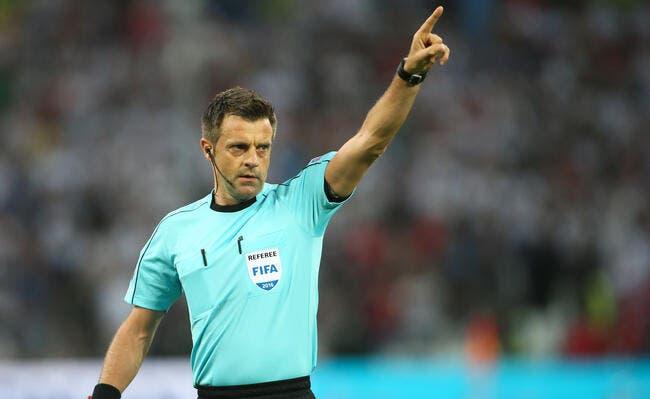 Euro 2016 : Rizzoli arbitrera France-Allemagne