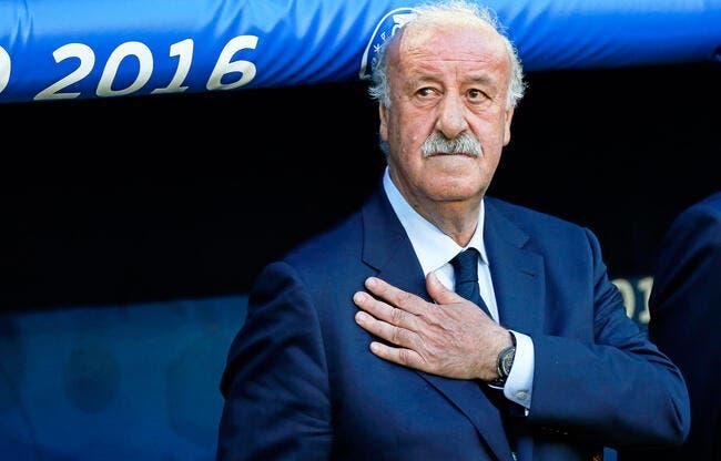 Officiel : Del Bosque quitte l'équipe d'Espagne