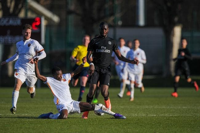 Officiel: Odsonne Edouard signe pro au PSG