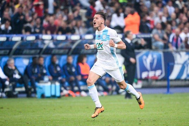 OM: Thauvin refuse la Lazio, il rêve de Marseille et rien d'autre!