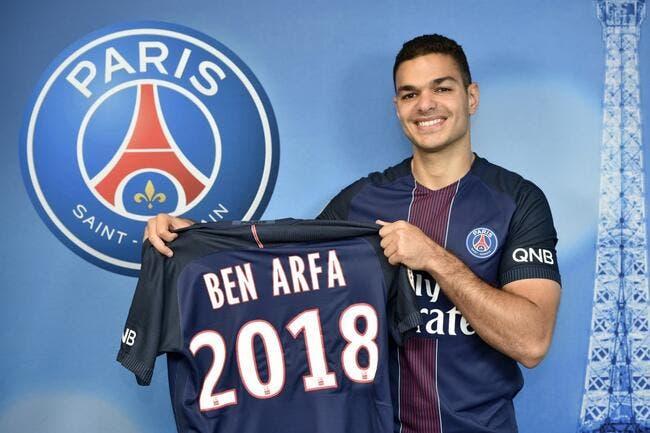 PSG : Ben Arfa a refusé la pression du numéro 10 au Paris SG