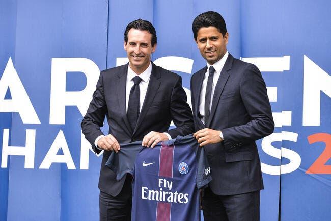 PSG : Emery ne fera pas de cadeau aux stars du Paris SG