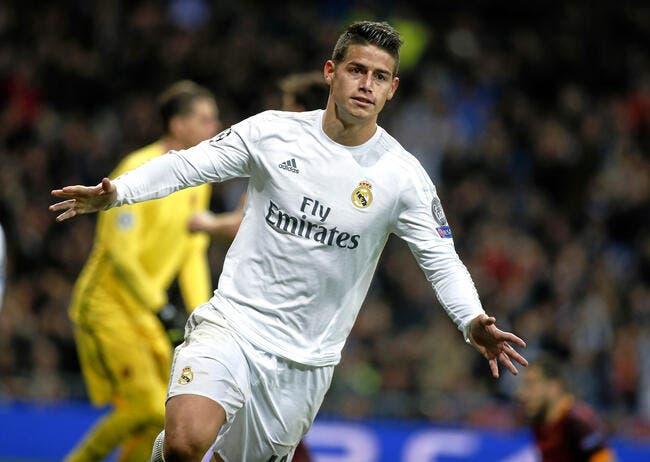 PSG : James Rodriguez à Paris, une offre à 75ME ?