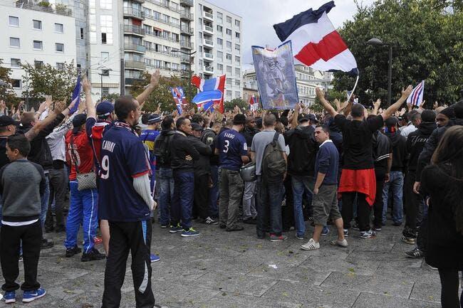 PSG : Les Ultras s'invitent à la présentation d'Emery et Ben Arfa