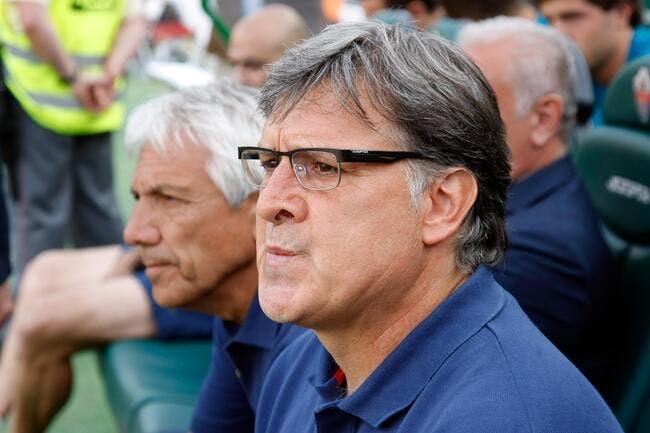 Argentine : Tata Martino démissionne !