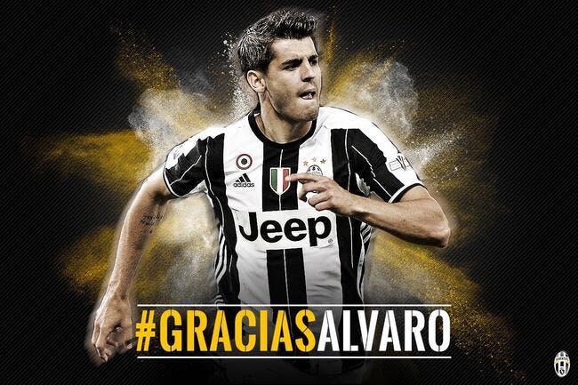 Mercato : Morata quitte la Juventus et retourne au Real Madrid