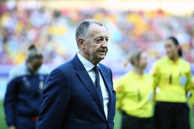 OL: Le PSG lui a chipé Ben Arfa, Aulas prépare sa revanche