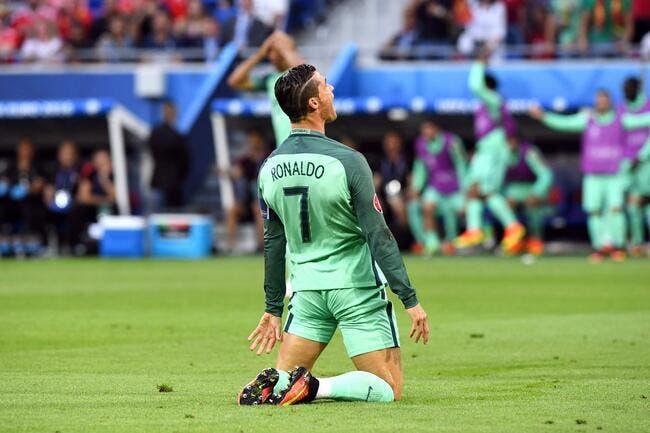 Portugal - Pays de Galles : 2-0