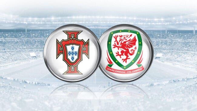 Portugal - Pays de Galles : Les compos (21h sur M6 et BeInSports)