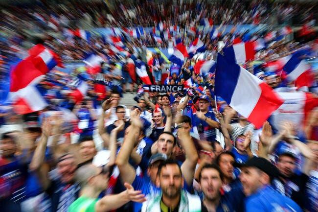 Euro 2016: Ambiance de feu annoncée pour France-Allemagne