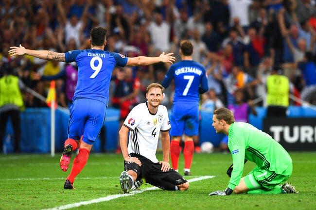 Euro 2016 : Griezmann met l'Allemagne au tapis, la France en finale !
