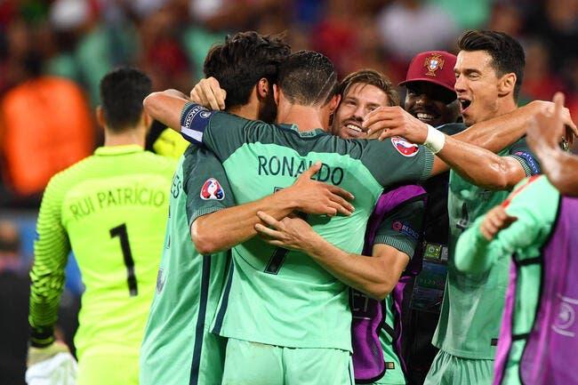 Euro 2016: Plus de 10 millions devant Portugal-Galles