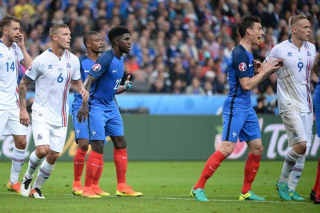 France : Umtiti annoncé titulaire face à l'Allemagne
