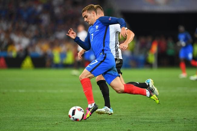 Les notes de France-Allemagne : Griezmann is THE man !