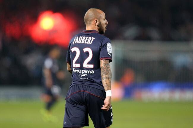 Officiel: Faubert rejoint un «grand club» en D2 grecque