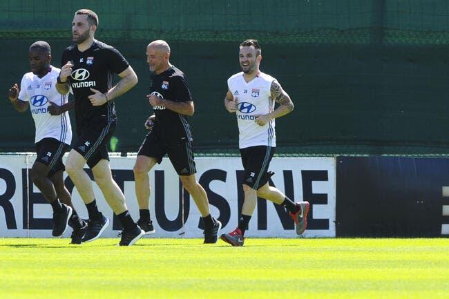 OL : Accord proche pour le transfert de Valbuena en Turquie