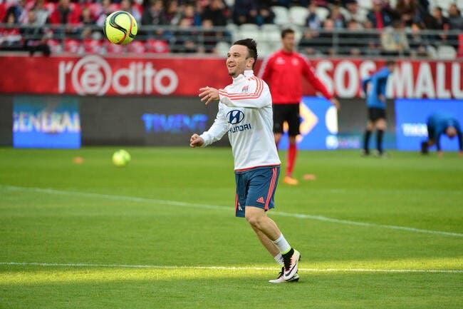 OL: Aulas confirme, Valbuena se dirige vers la sortie