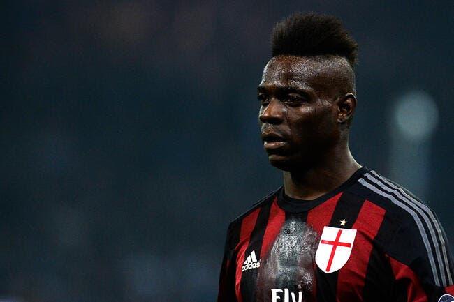 Mercato : City, Liverpool, Milan, et... Crotone pour Balotelli ?