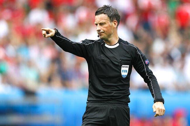 Euro 2016 : Mark Clattenburg sera l'arbitre de France-Portugal