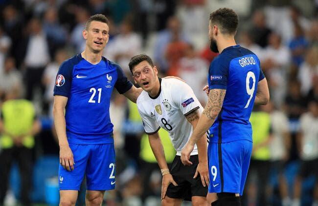 Euro 2016: Le message élogieux de Mesut Özil envers les Français