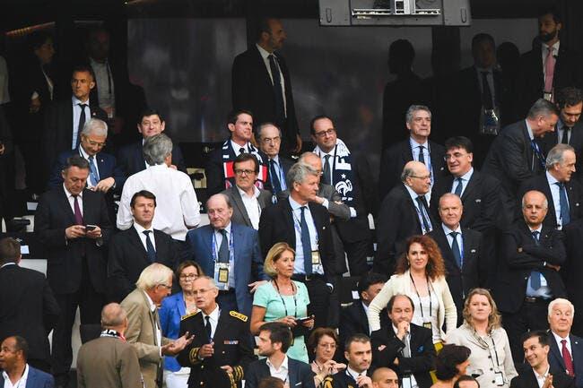 France: La poussette déjà mythique de François Hollande