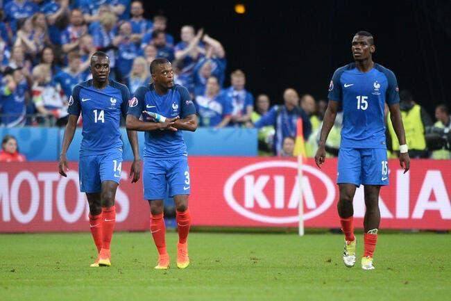 France: Pogba et Evra avaient une raison cachée pour être en finale de l'Euro