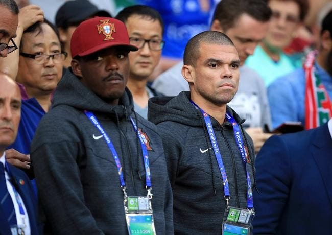 France-Portugal: Pepe toujours incertain