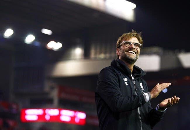 Officiel: Klopp prolonge à Liverpool