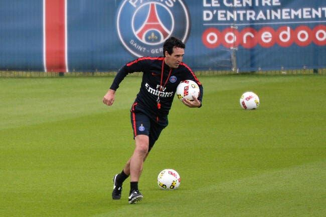 PSG: Les premières mesures 2.0 d'Emery
