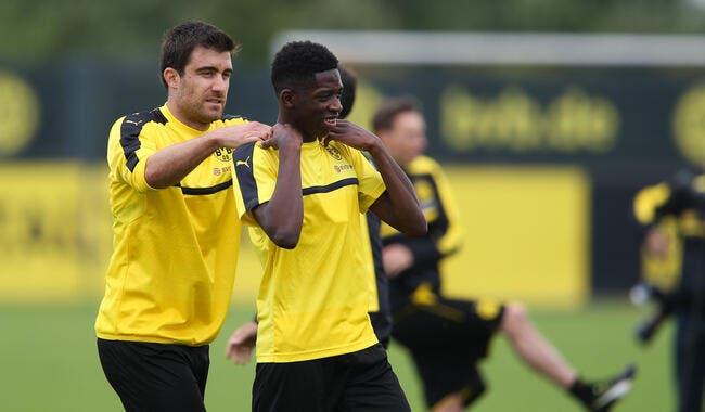 Vidéo: Premier but pour Dembélé après… quatre minutes