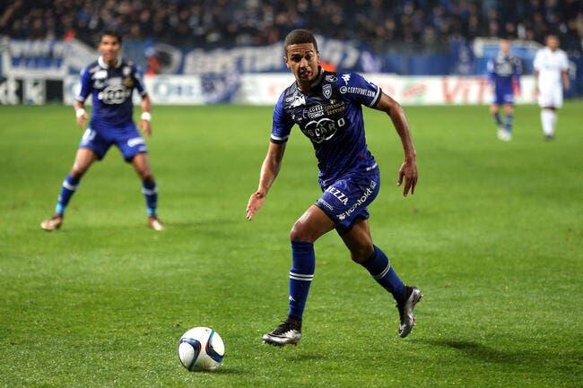Bastia - GFC Ajaccio : 4-0