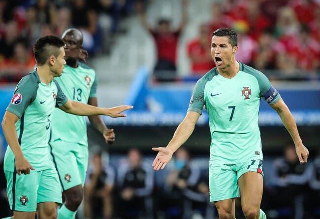 Portugal-France : Cristiano Ronaldo sait qui va gagner la finale