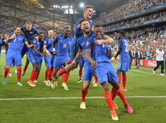 Euro 2016 : La compo probable de la France face au Portugal