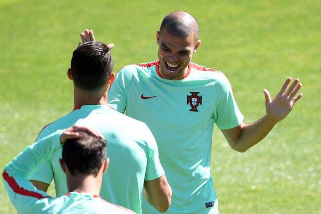 Euro 2016 : Pepe annonce sa présence pour la finale