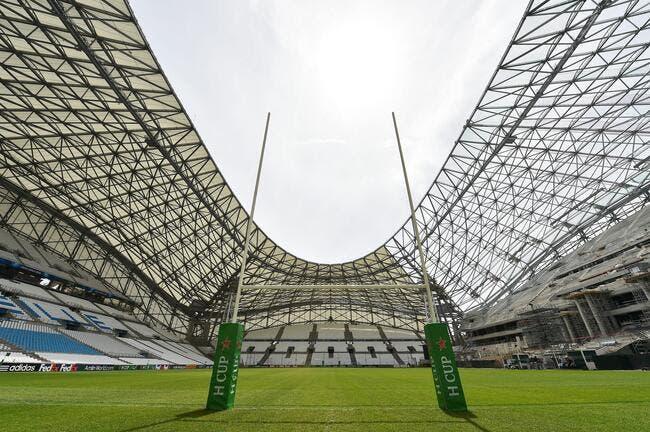 Marseille : Le Vélodrome accueillera les demi-finales du Top 14