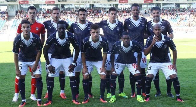 Pau - Bordeaux : 0-1