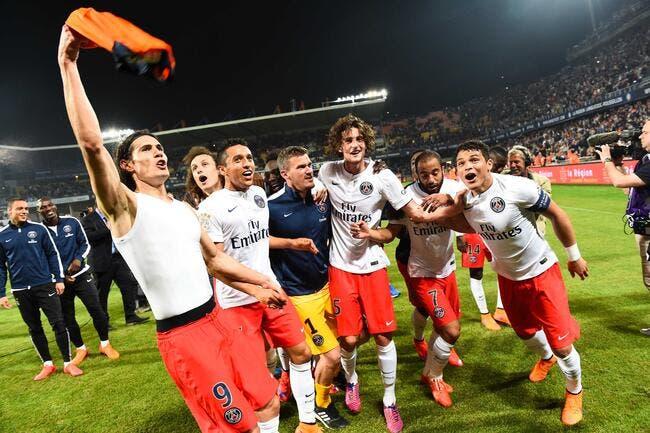 PSG : Paris perd «un grand joueur et un super gars» constate Rabiot