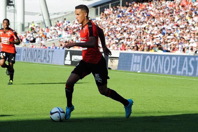 Rennes - Laval : 1-1
