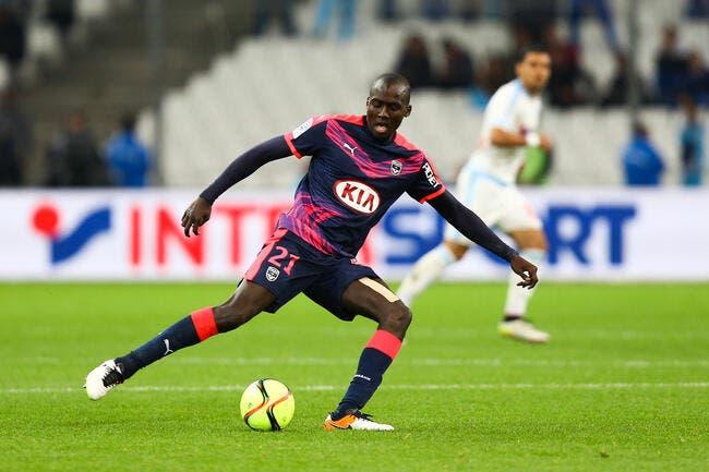 Le Centrafricain Cédric Yambéré sur le départ — Bordeaux