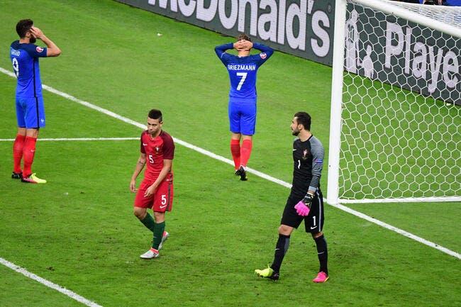 Euro 2016 : Le Portugal brise le rêve des Bleus