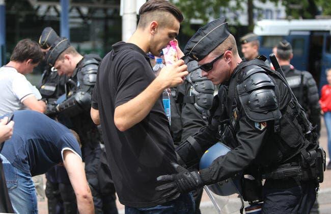 France : Le sac suspect devant l'hôtel des Bleus contenait...des fringues