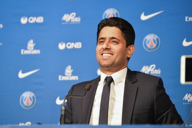 Nasser Al-Khelaifi à fond derrière l'équipe de France